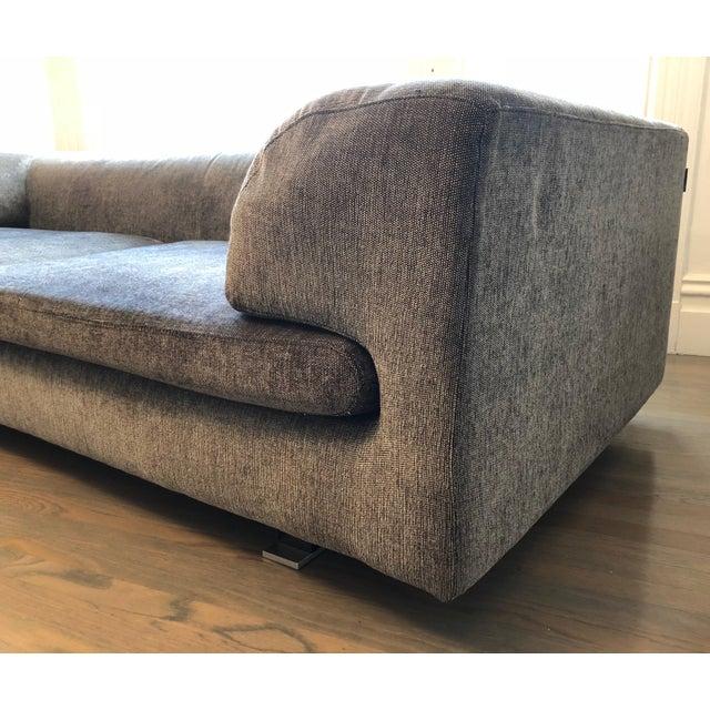 2000 - 2009 Roche Bobois Elixir Model Upholstered 4-Seat Sofa For Sale - Image 5 of 9