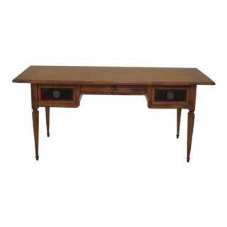 Baker Milling Road Continental Style Desk For Sale