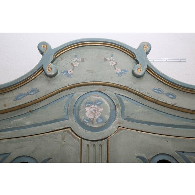 Louis XV French Buffet De Corps, Later Painted For Sale - Image 3 of 8