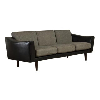 Danish Sofa by Illum Wikkelsoe For Sale