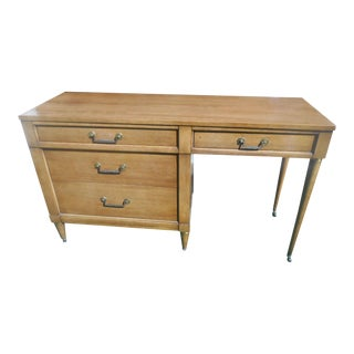 Mid-Century Modern Style Desk by Century Furniture For Sale