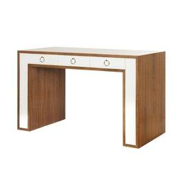 Image of Brown Writing Desks