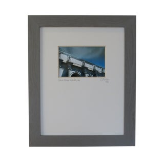 Union Station Terminal, Wdc Custom Framed and Matted by C. Damien Fox For Sale