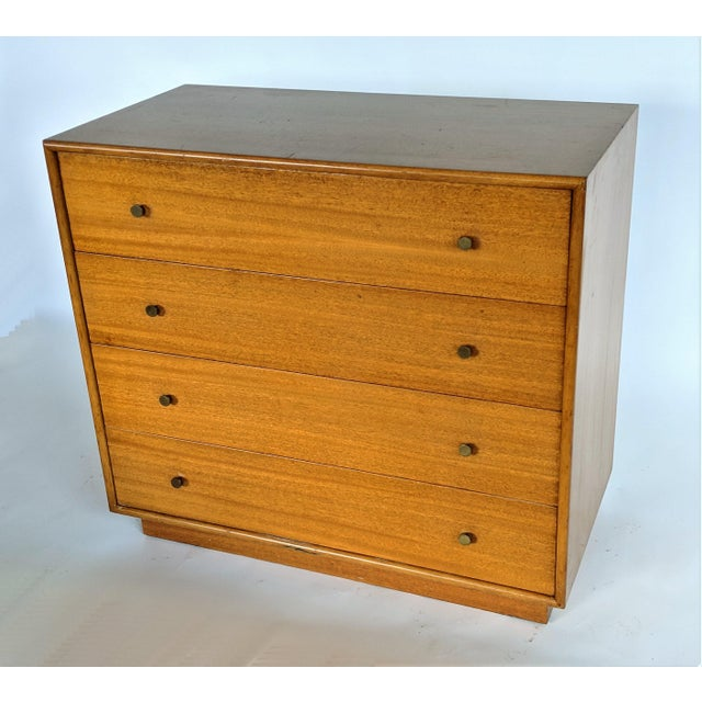 Harvey Probber Harvey Probber Mid-Century Modern Dresser Cabinet For Sale - Image 4 of 10