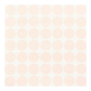 Sample - Schumacher Fuzz Wallpaper in Blush For Sale
