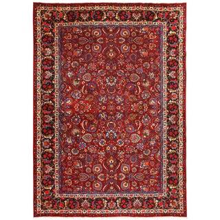 Vintage Persian Khorassan Rug - 11′2″ × 15′8″ For Sale