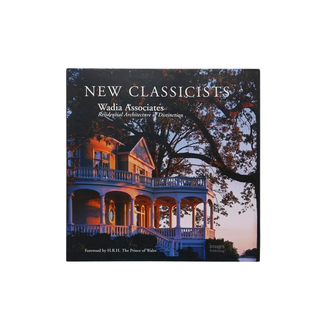 Signed Coffee Table Book - New Classicists by Dinyar S. Wadia For Sale