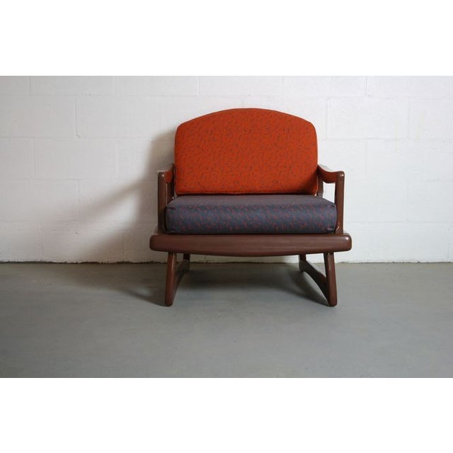 Mid-Century Modern Danish Lounge Chair - Image 5 of 5