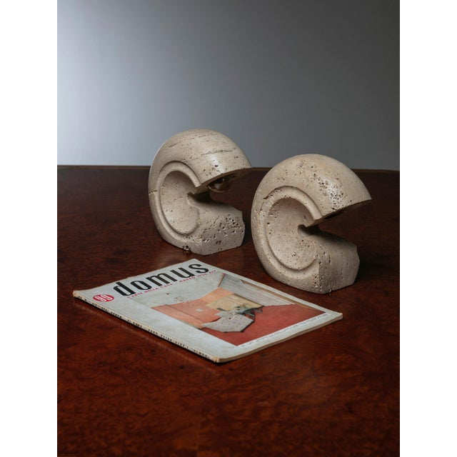 Sormani Set of Two Table Lamps by Giuliano Cesari for Sormani For Sale - Image 4 of 5
