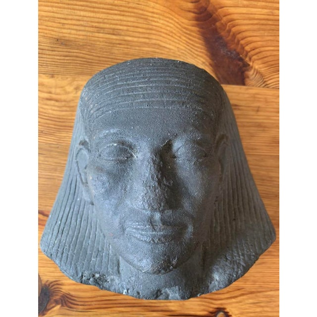 Cast Sphinx Sculpture Egyptian Revival For Sale In Seattle - Image 6 of 6
