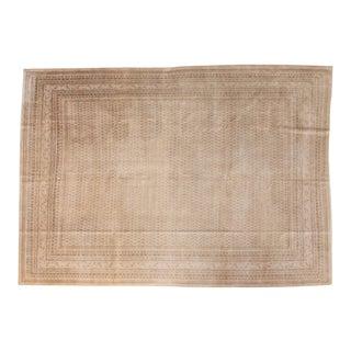 "Vintage Mir Sarouk Carpet - 9'3"" x 13'"