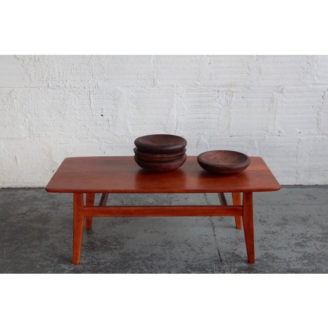Tgm Oregon Walnut Bowl For Sale - Image 4 of 6
