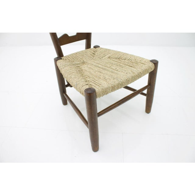 Gio Ponti Fire Side Chair, Italy, 1939 For Sale - Image 9 of 11