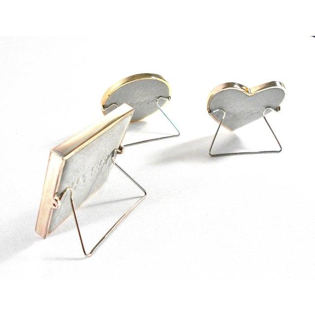 Three Mini Diamond Photo Frames by Milano Series - Image 8 of 9