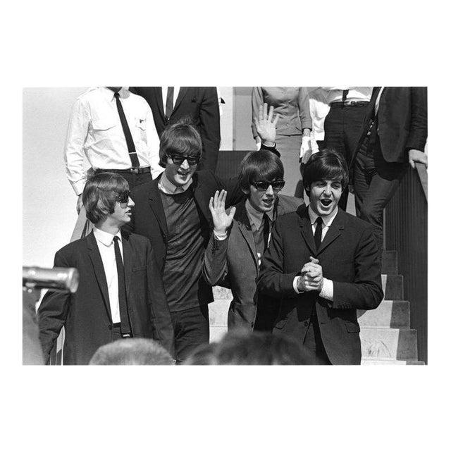 The Beatles (Ringo Starr, John Lennon, George Harrison, Paul McCartney) 1966 - Image 1 of 5