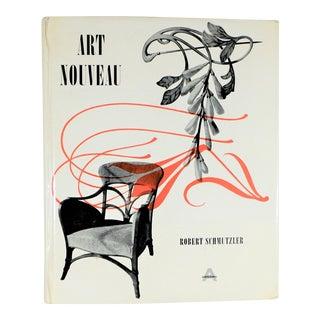 1962 Art Nouveau Robert Schmutzler English Hardback For Sale