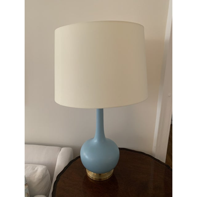 Christopher Spitzmiller Coy Large Table Lamp Set For Sale In New York - Image 6 of 10