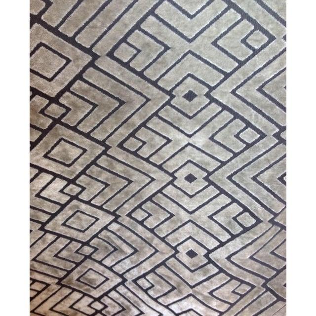Jonathan Louis Velvet Hipster Fabric - 10 Yards - Image 2 of 2