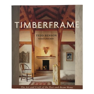 Timber Frame Book For Sale