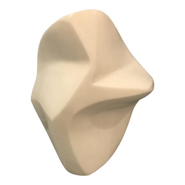 Hand Carved Marble Sculpture by Xavier Jansana For Sale