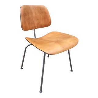 Charles and Ray Eames Pre- Production Dcm Evans Production Chair For Sale