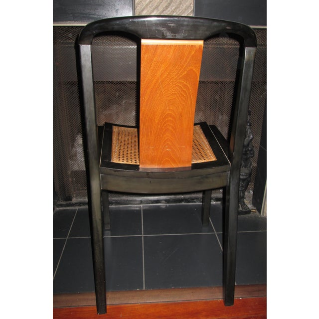 Michael Taylor 1950s Mid-Century Modern Michael Taylor for Baker Furniture Side Chair For Sale - Image 4 of 11