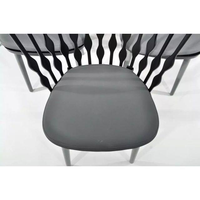 Patricia Urquiola Nub Armchairs - Set of 6 For Sale - Image 5 of 10