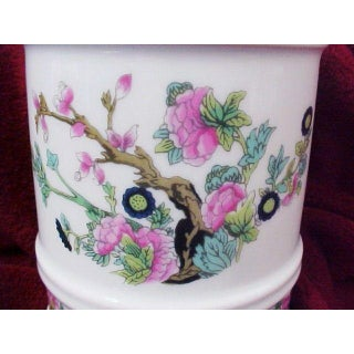 Limoges Asian Lidded Apothecary Jar Preview