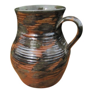 Antique Fulper Pitcher/Vase For Sale