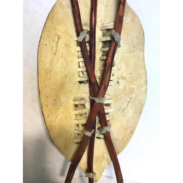 Native American Indian Shield - Image 5 of 5