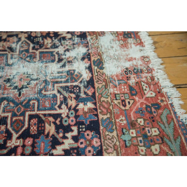 "Vintage Karaja Rug - 4'7"" x 6' For Sale - Image 4 of 10"