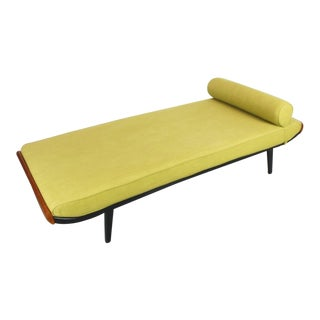 1950s Vintage Dick Cordemeijer Dutch Design Cleopatra Daybed For Sale