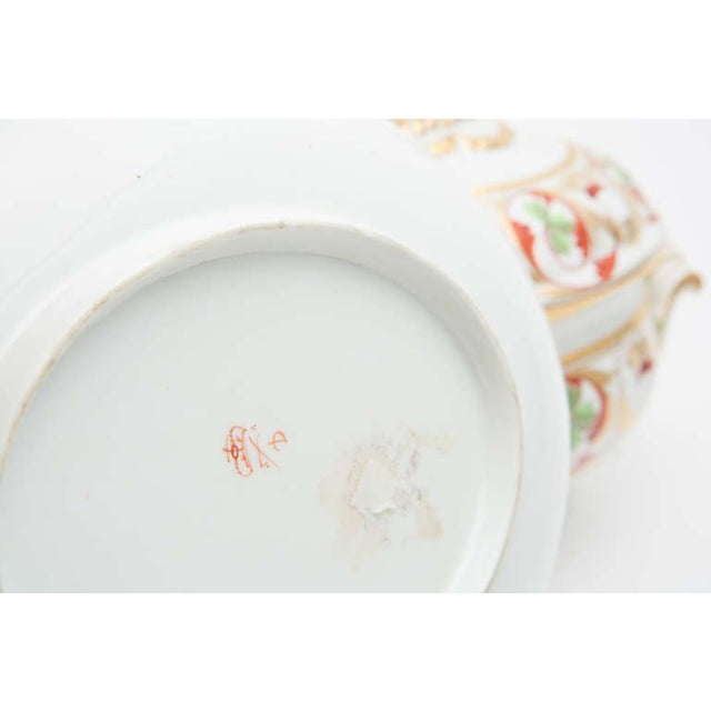 Early 19th Century Derby Dishes - Set of 4 For Sale - Image 10 of 11