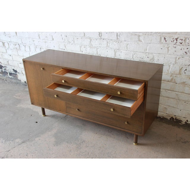 Harvey Probber Mid-Century Credenza For Sale In South Bend - Image 6 of 11