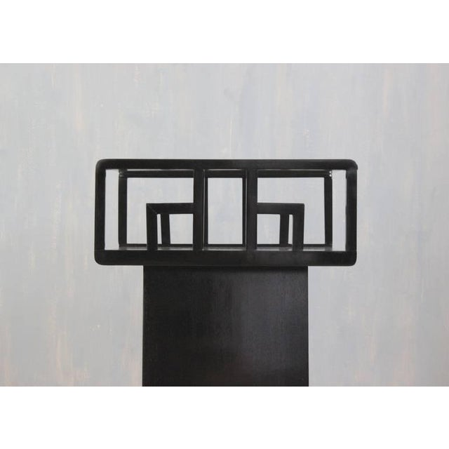 1950s Pair of Mid-Century Modern Nightstands For Sale - Image 5 of 11
