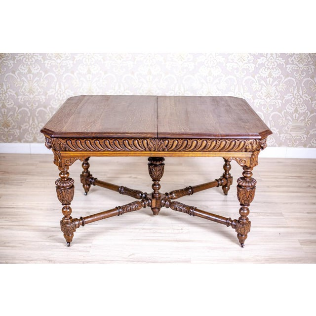 19th-Century Eclectic Table For Sale - Image 11 of 11