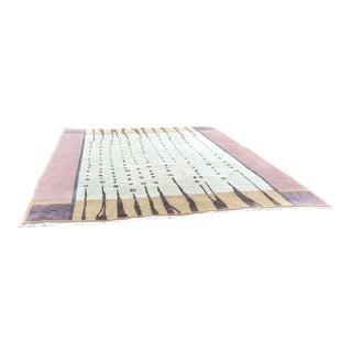 Tibetan Wool Rug - 8′6″ × 10′3″ For Sale