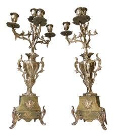 Image of Gemstone Candelabras