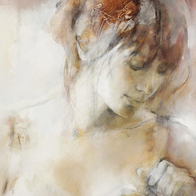 Typical of Gabriele Mierzwa's works is the sensitive portrayal of dynamic erotic gestures in moments of intimate...