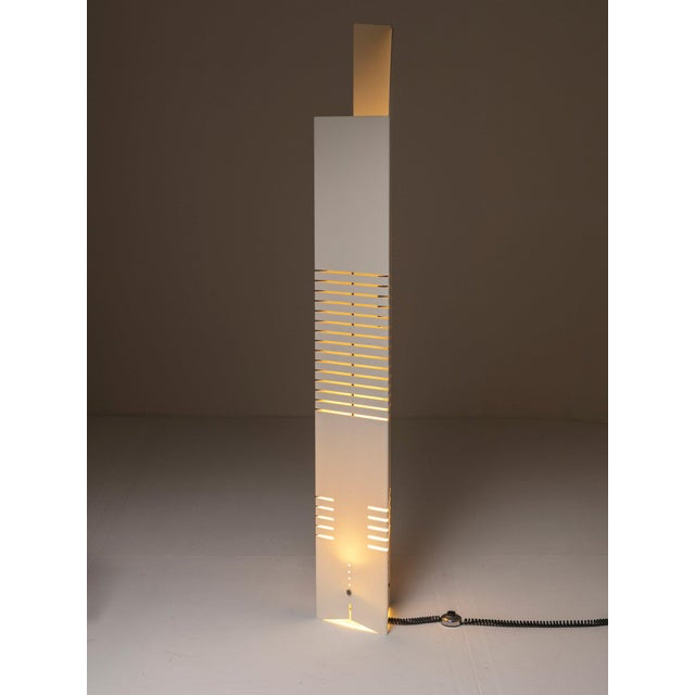 """Personaggi"" Floor Lamp by Carmellini and Tronconi For Sale - Image 6 of 8"