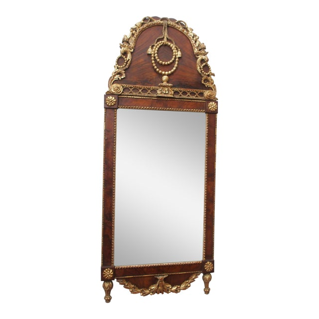 18th Century Neoclassical Mirror For Sale