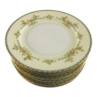 Noritake Meito 1950's Fine China S-11 Salad Plates For Sale