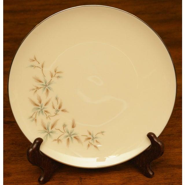 Mid-century Lenox Wyndcrest China Set For Sale - Image 4 of 5