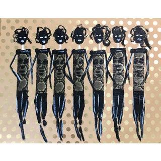 Pop Art Tony Marine Contemporary Painting For Sale