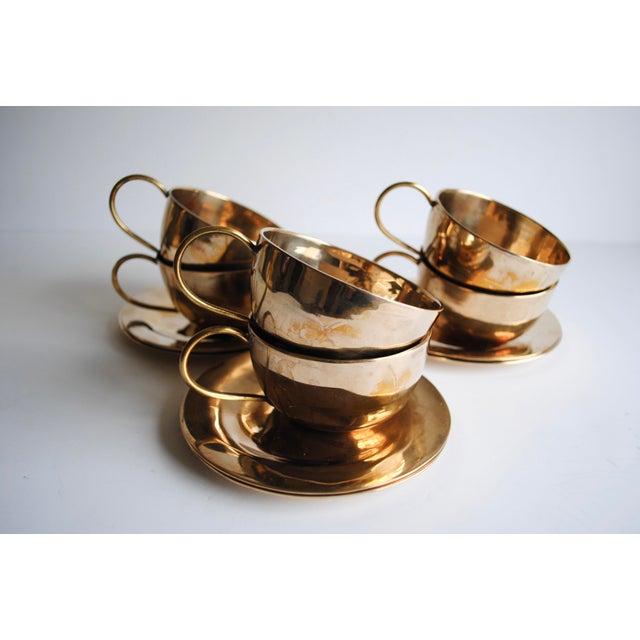 Vintage Cups & Saucers - Set of 6 - Image 2 of 5