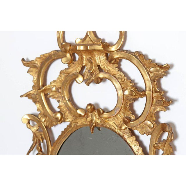 George III Chippendale Style Pier Glass Mirror For Sale In Dallas - Image 6 of 13