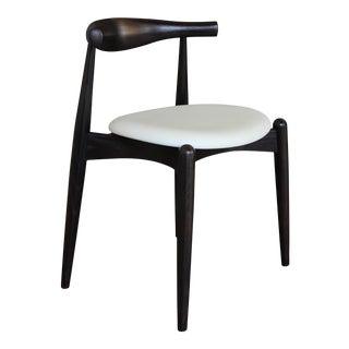 Modern Hans Wegner for Carl Hansen Elbow Chair For Sale