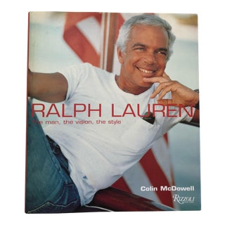 Ralph Lauren Coffee Table Book For Sale