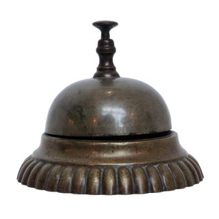 Desk Service Bell For Sale