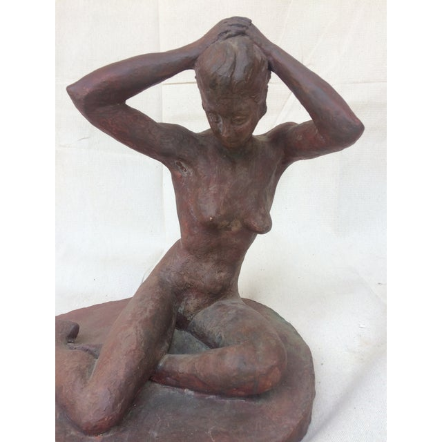 Female Nude Study Figurine - Image 5 of 5